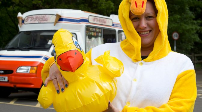 Storrington Duck Race Onesie